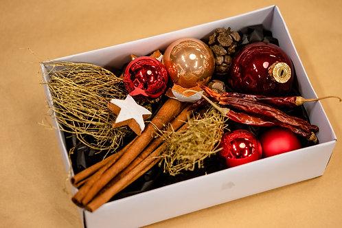 Hol Dir den Weihnachtszauber ins Haus - rot