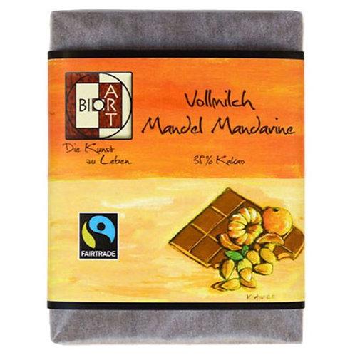 Vollmilch Mandel Mandarine