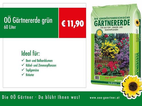 Gärtnererde 60l