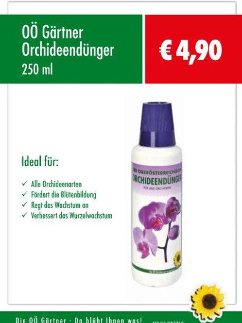 Orchideendünger 250ml