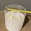 Thumbnail: Led Glas Kerze weiß Groß🕯 inkl. Fernbedienung