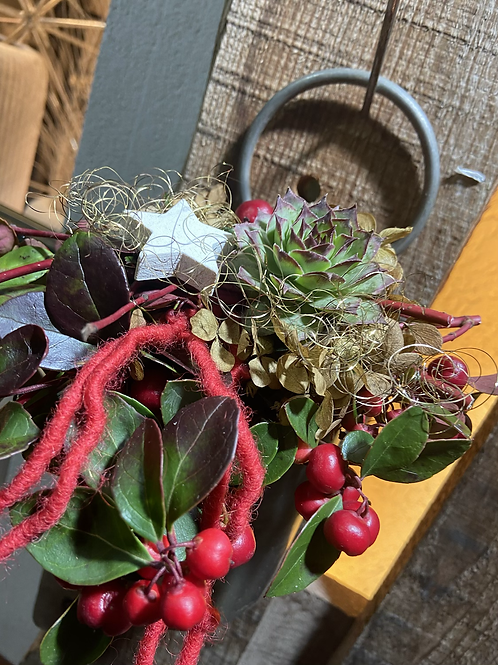 Winterzauber Rot