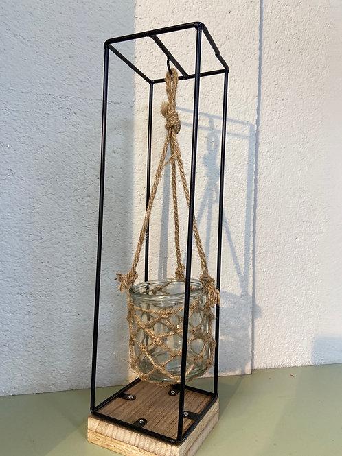 Hänge Vase h 47cm