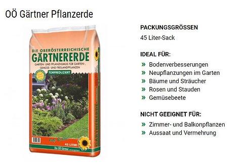 OÖ Gärtner Pflanzerde- torfreduziert