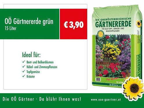 Gärtnererde 15l