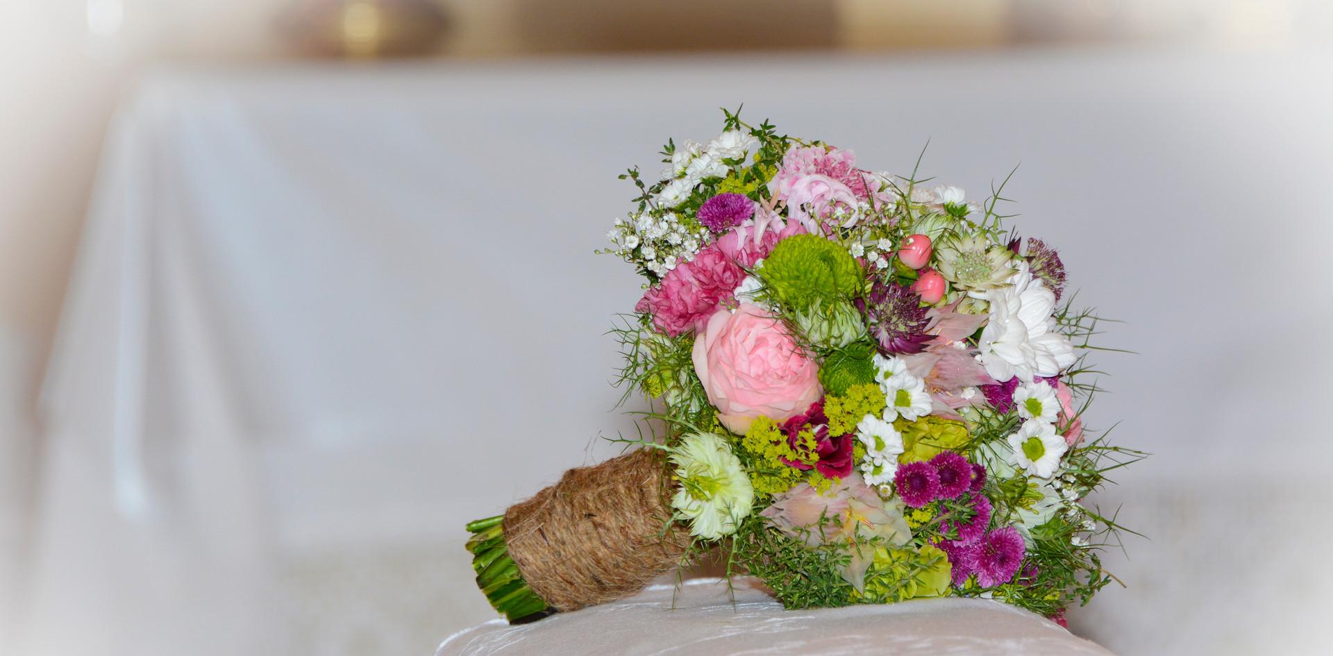Brautstrauß vintage