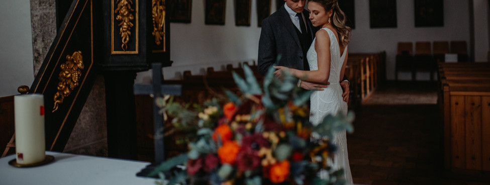 Kirche - Just Married