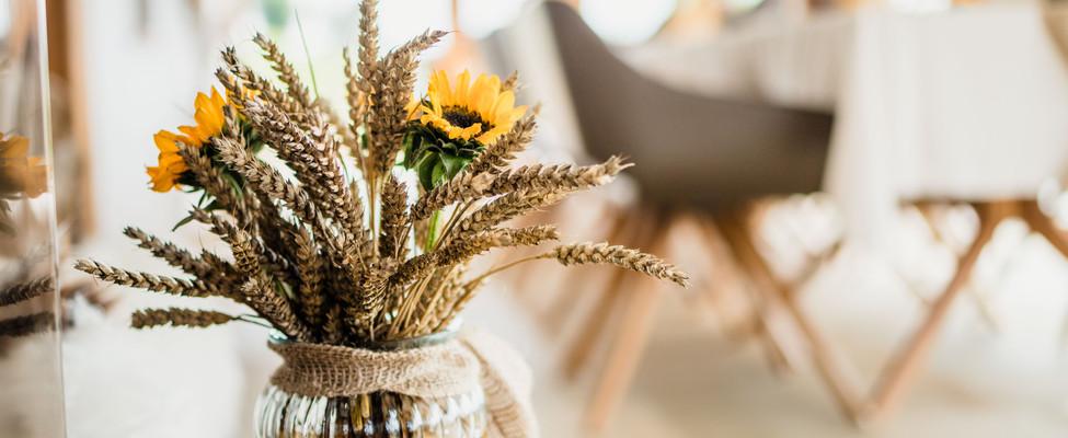 Gasthaus Hochzeit Sonneblume