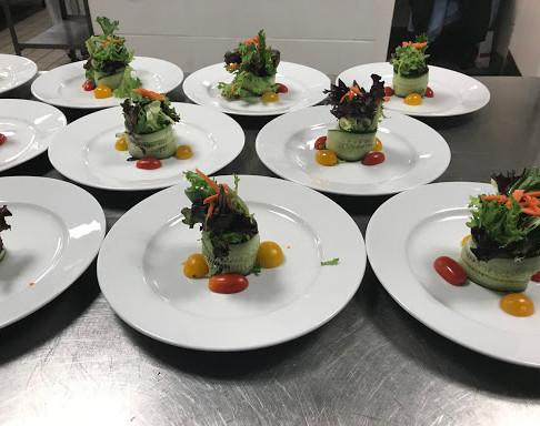 Plate Salad