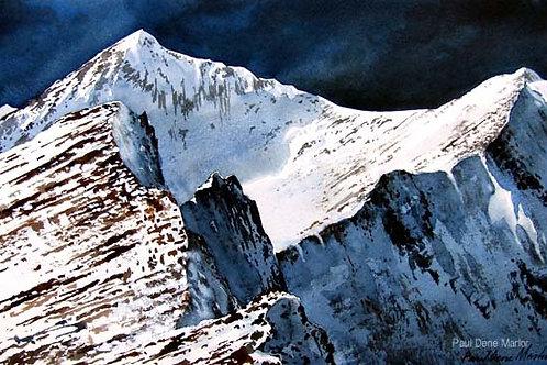 'Snowdon Horseshoe' by Paul Dene Marlor