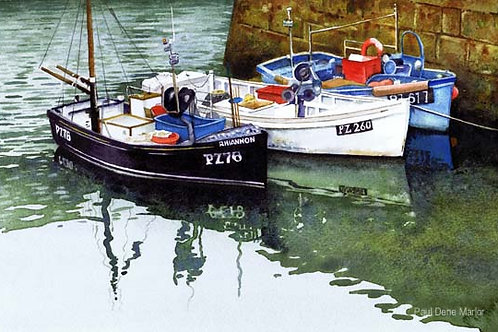 Paul Dene Marlor Safety of the Harbour