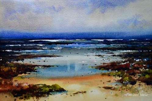 Paul Dene Marlor Rocky Beach Cornwall
