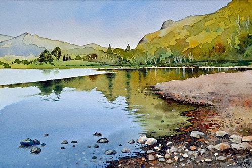 'Derwent Water' by Paul Dene Marlor