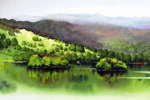 'Rydal Water' by Paul Dene Marlor