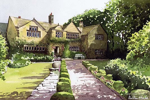 'Holdsworth House' by Paul Dene Marlor