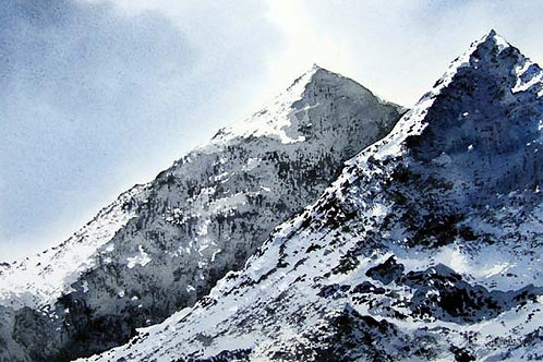 'Snowdon' by Paul Dene Marlor