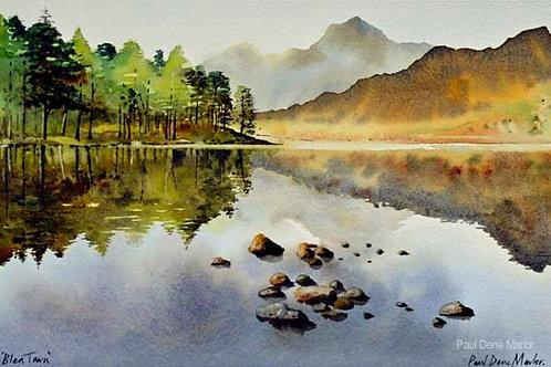 'Blea Tarn' by Paul Dene Marlor