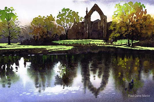 'Bolton Abbey' by Paul Dene Marlor