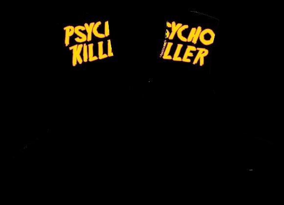 Psycho Killer Socks