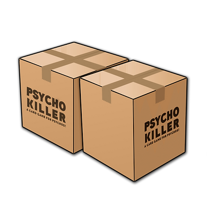 Psycho Killer Wholesale (Box of 24)