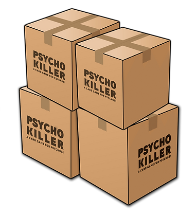 Psycho Killer Wholesale (Box of 48)