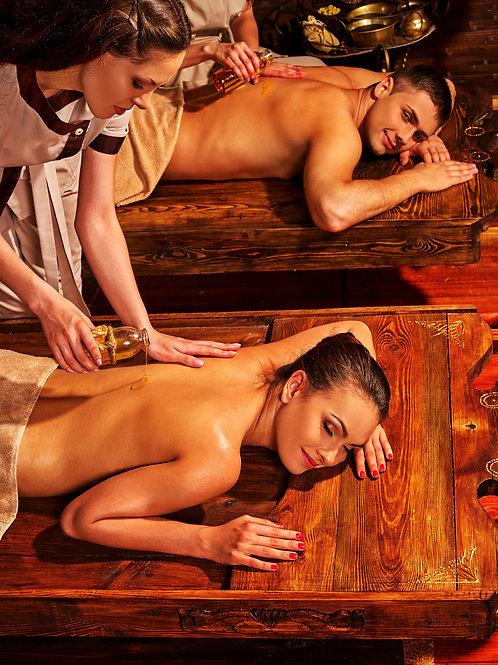 Massages duo / massages à deux/ les jardins du zen/ Bidart/ Biarritz/ Anglet/ Saint-jean-de-luz