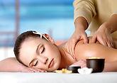 Massage relaxant / Les jardins du zen / Biarritz