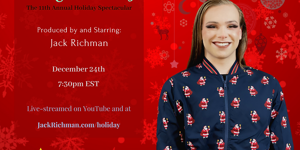 A Magical Holiday: The 11th Annual Holiday Spectacular