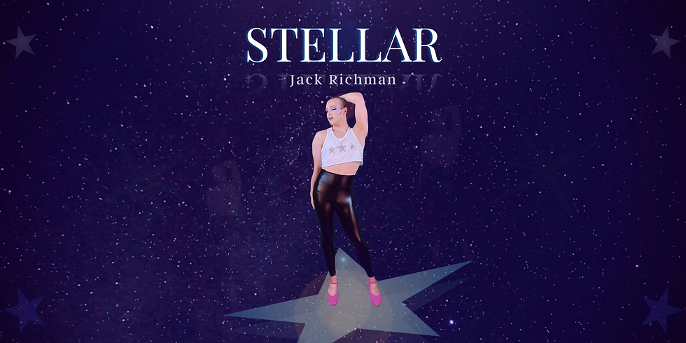 STELLAR - Virtual Concert - Jack Richman