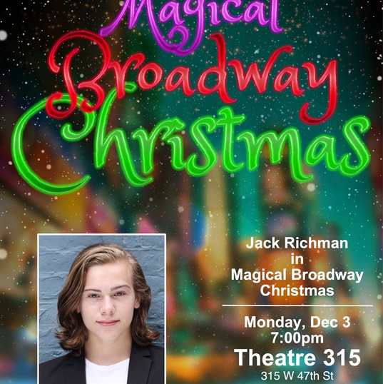 Magical Broadway Christmas