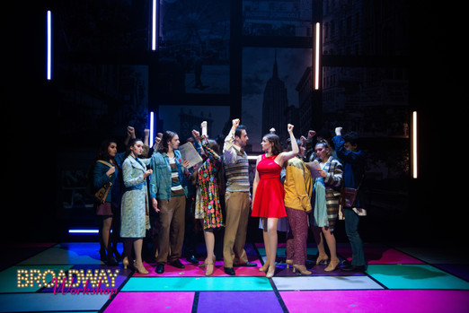 Jack in Broadway Workshop's Production of Sweet Charity