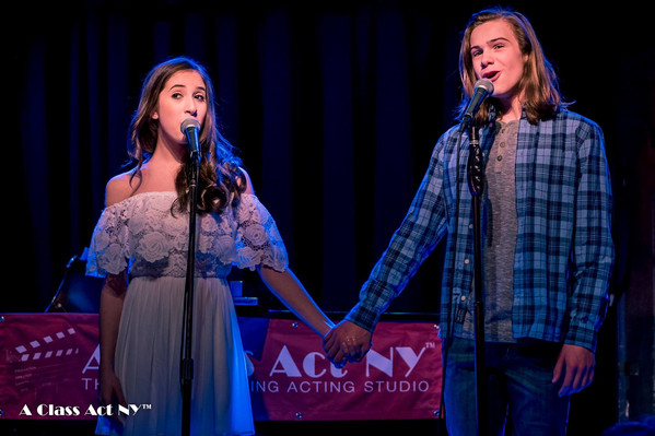 Jack and Carrie Berk Singing