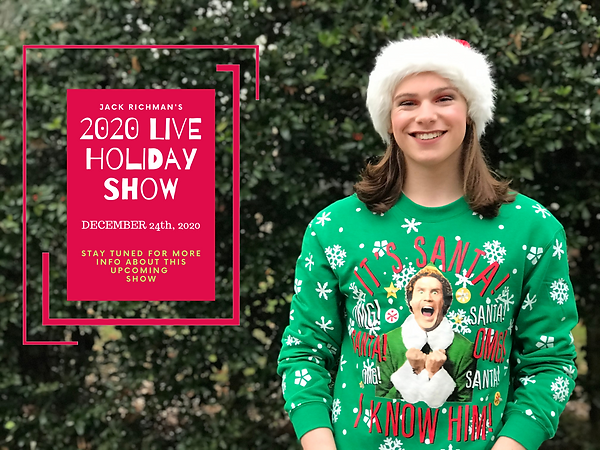 PRE INFO 2020 Live Holiday Show AD Pic.p
