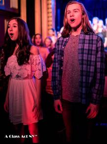Jack Singing with Carrie Berk
