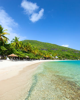 Île tropicale