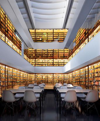 library-interior-münchen