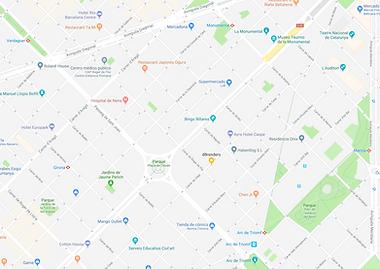 dbrenders location barceona