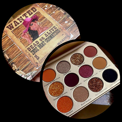 Wanted Dead or Alive palette
