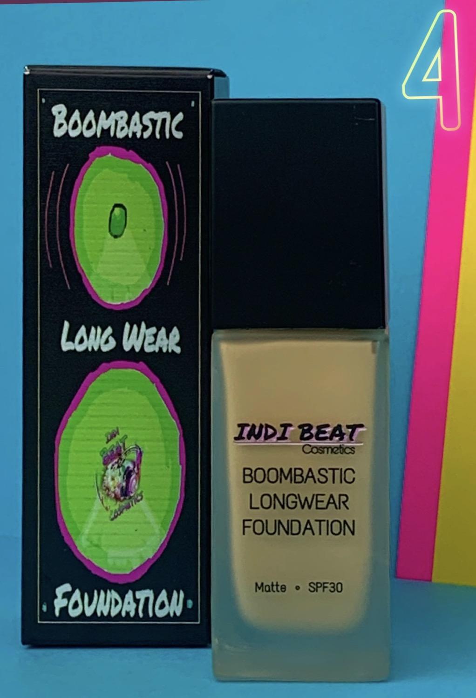 Thumbnail: BOOMBASTIC LONGWEAR FOUNDATION