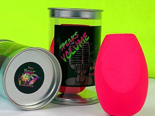 SPEAKS VOLUME Beauty Blender (pink)