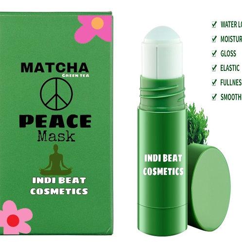 Matcha Peace Mask