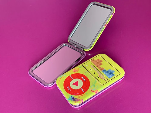 The Playlist Compact Mirror