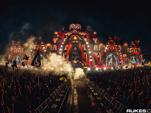 RAVE ON!! EDC Is Back In Las Vegas May 21st