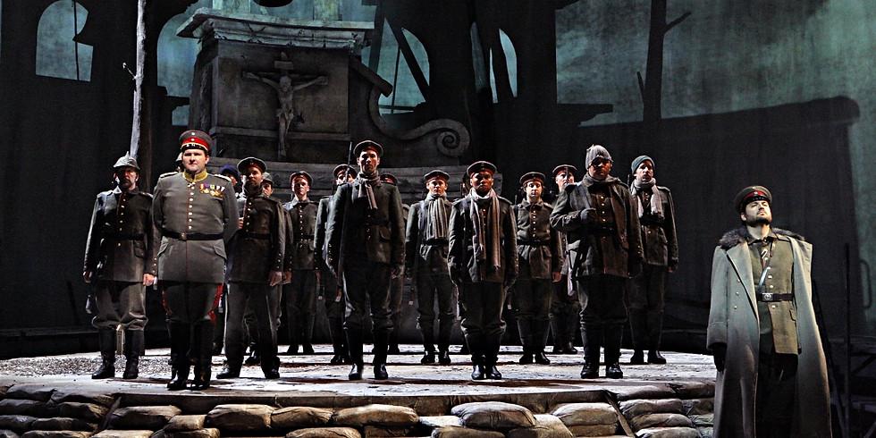 Horstmayer in Silent Night with Austin Opera