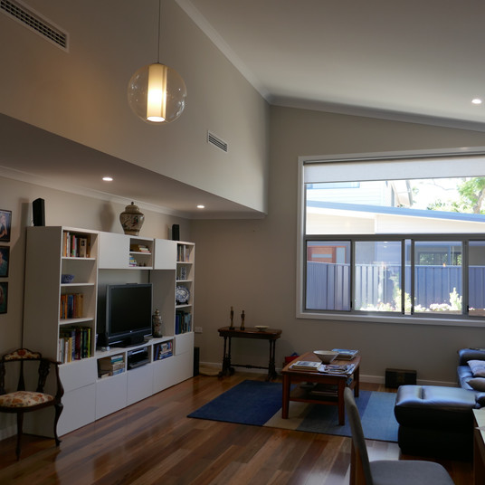 Universal Design for elderly couple in Bayswater