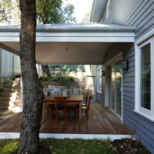 Classy Weatherboard Home