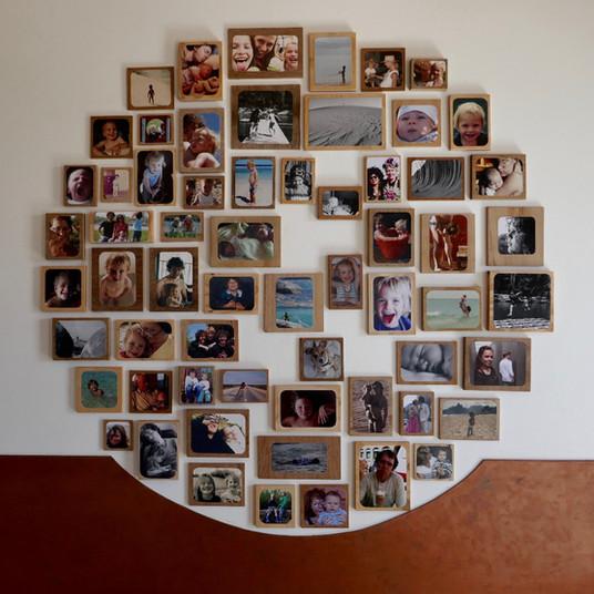 Photo circle