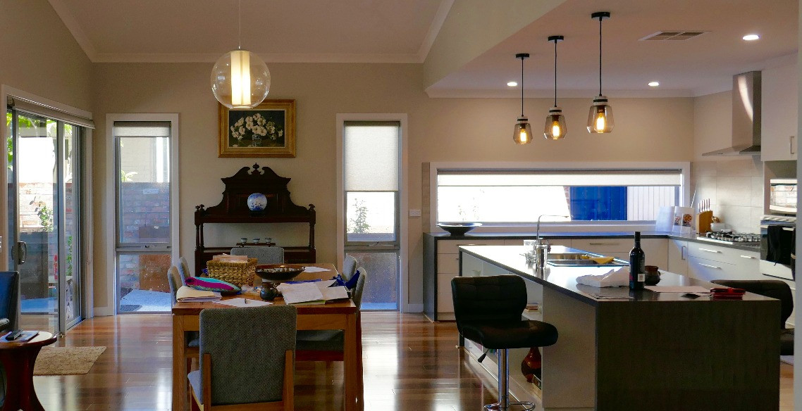 Our focus is to create a space that is comfortable, personal yet aesthetic pleasing to the eye.