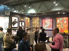 Exposition DEREL ARTS - Créarts Africa