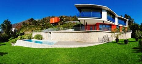 villa contemporaine - Suisse